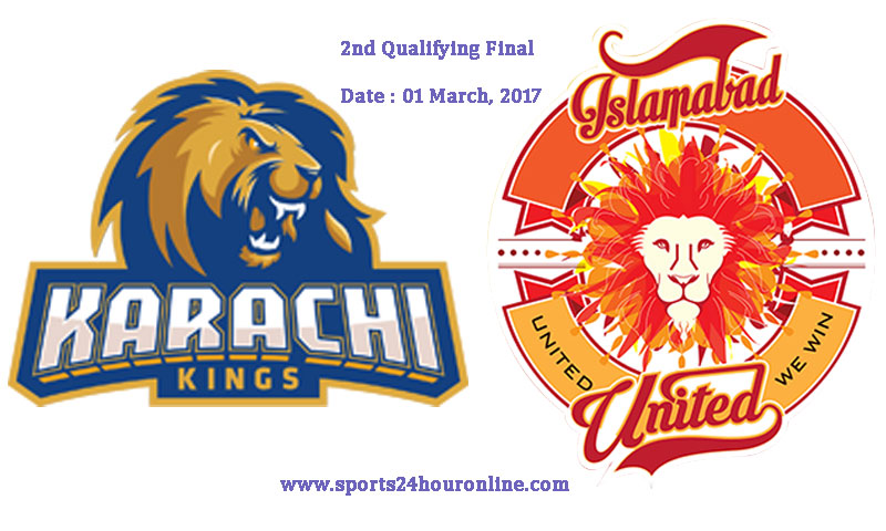 Live Cricket Score ISU vs KRK 2nd Qualifying Final – PSK 2017