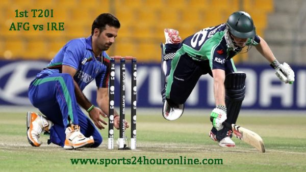 AFG vs IRE 1st T20I Highlights