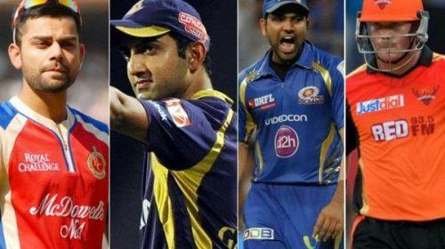 Top 10 Player IPL 2017
