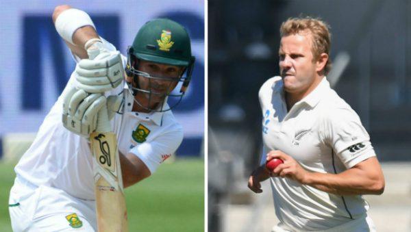 NZ vs RSA 1st Test