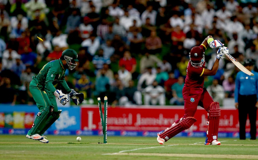 WI vs PAK 2nd T20I Live Score Online Streaming Match March 30, 2017