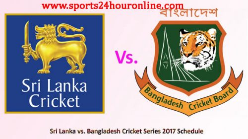 SL vs BAN 2nd Test