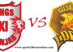 GL vs KXIP IPL Match, Preview, Prediction, Live Telecast Today April 18, 2017