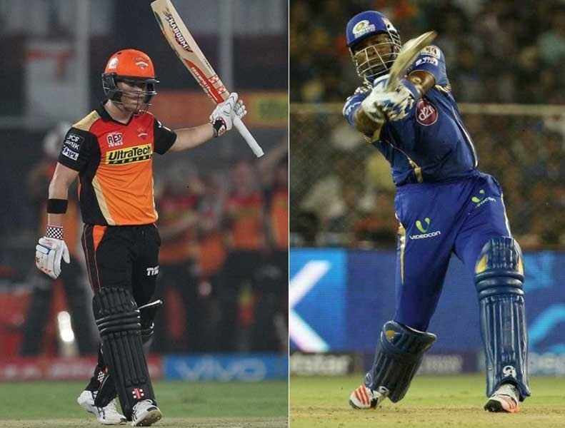 MI vs SRH 10th Match IPL Live Coverage On Sony Six TV Channel Today April 12, 2017