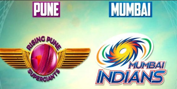 RPS VS MI 2nd Match IPL 2017 Live Cricket Score, Online Streaming April 6, 2017