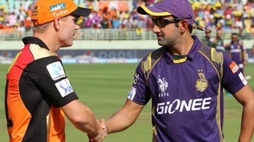 SRH vs KKR Today Live Online Streaming IPL Match
