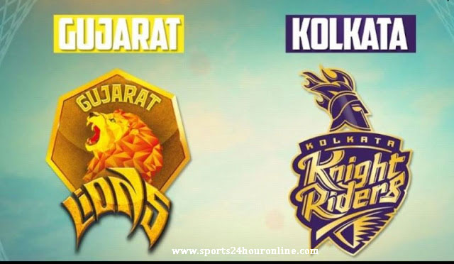 GL vs KKR Today IPL Live Score April 07, 2017
