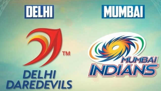 DD vs MI Cricket Score Live Broadcast On Sony TV