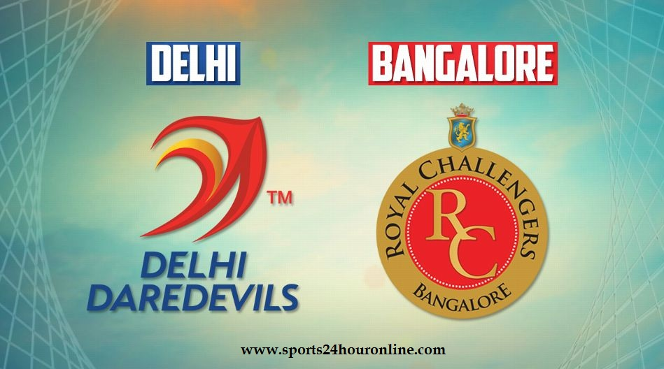 DD vs RCB Today IPL Live Streaming Match 56 On Hotstar, Sony Six, Set Max