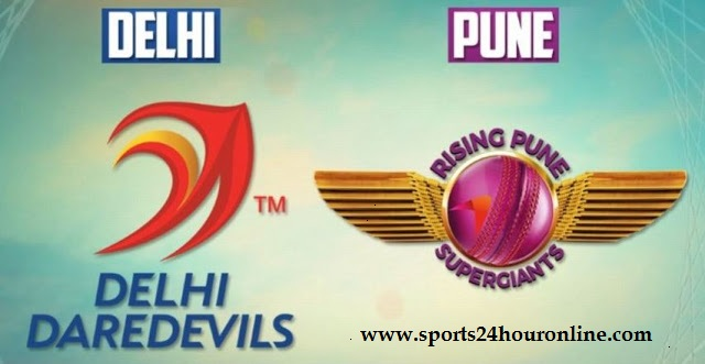 DD vs RPS Today Live IPL Match