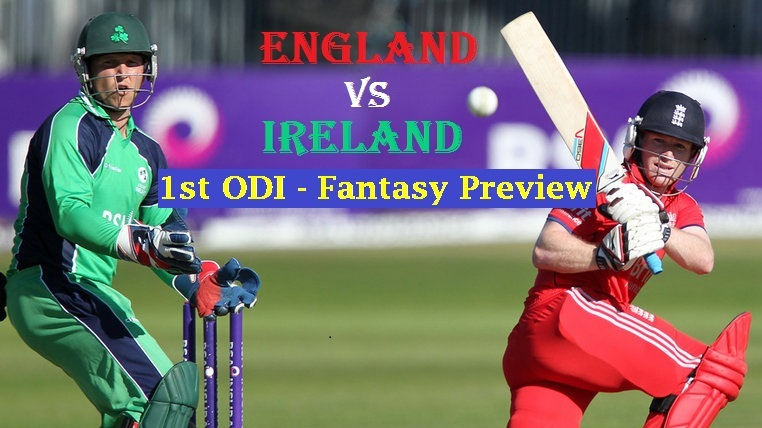 ENG vs IRE 1st ODI, Ireland Tour Of England 2017