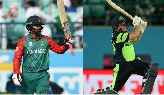 IRE vs BAN Today Live Match Score On Hotstar, GTV