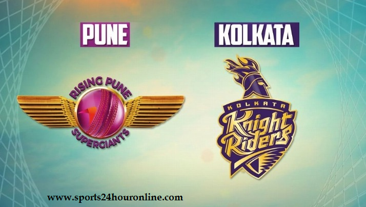 KKR vs RPS Today Live IPL Match On Hotstar, Sony Six, Set Max TV Channel