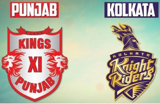 KXIP vs KKR Today Live IPL Match