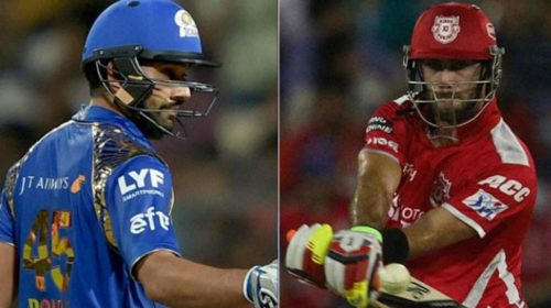 MI vs KXIP Today Live IPL