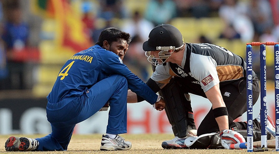NZ vs SL 5th Match Live Online Streaming