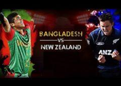 BAN vs NZ Today Live Match