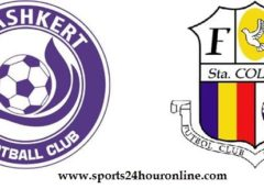 Alashkert vs FC Santa Coloma Today Live Stream Football Match Of UEFA Champions League