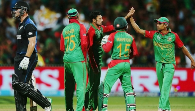 Bangladesh Beat New Zealand By 5 Wickets June 09, 2017 ICC Champions Trophy
