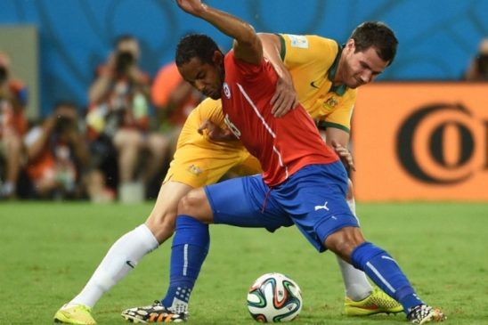 Chile Vs Australia Today Live Streaming Football Match 25