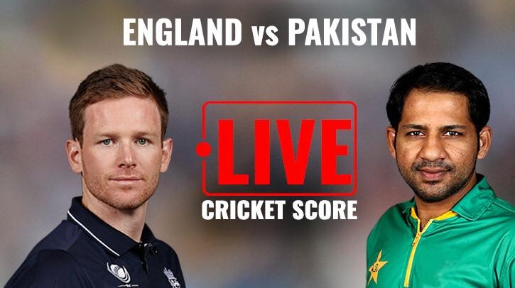 England vs Pakistan Today Live Cricket Match On Hotstar, PTV, TV Channels
