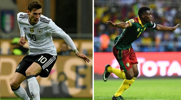 Germany vs Cameroon