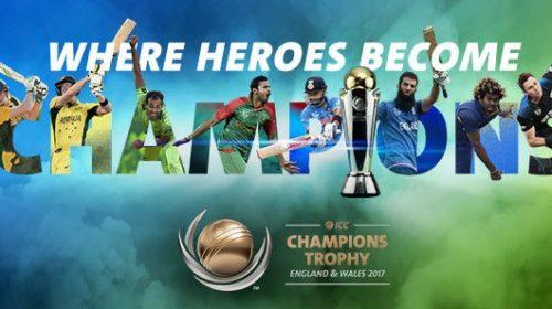 ICC Champions Trophy Live