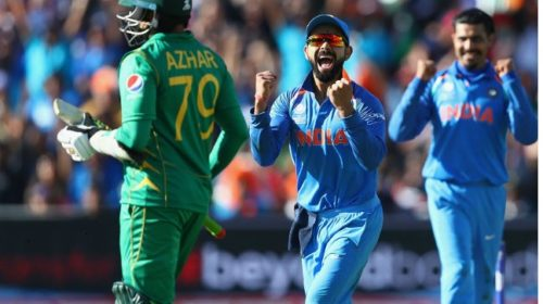 IND vs PAK Live Stream Final Match ICC Champions Trophy 2017