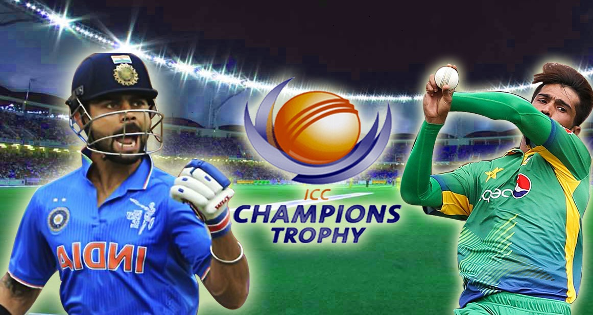 IND vs PAK 4th Live Streaming Match Today Of ICC Champions Trophy 2017