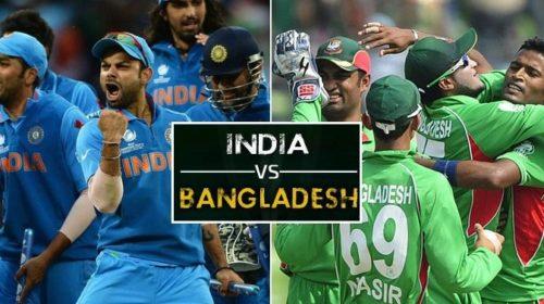 India vs Bangladesh Semi Final