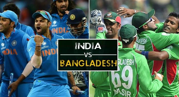 India vs Bangladesh Semi Final Live Stream Match Of ICC Champions Trophy
