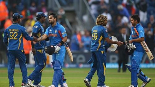 India vs Sri Lanka Live Cricket Match