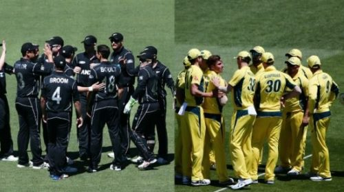 AUS vs NZ 2nd Live Streaming