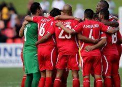 Palestine vs Oman