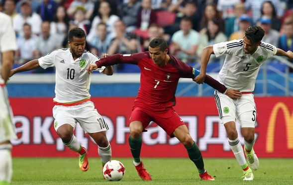Russia vs Portugal Live Streaming Football Match