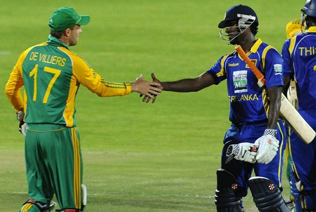 Sri Lanka vs South Africa 3rd Match Live Streaming