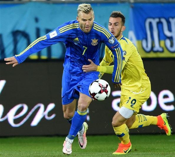 Ukraine vs Malta Friendly International Football Live Match Today