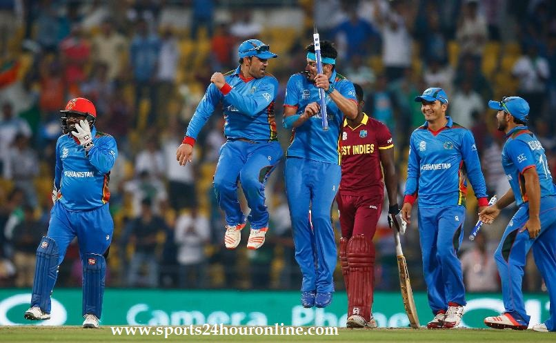 WI vs AFG Live Streaming Match, Afghanistan Tour Of West Indies