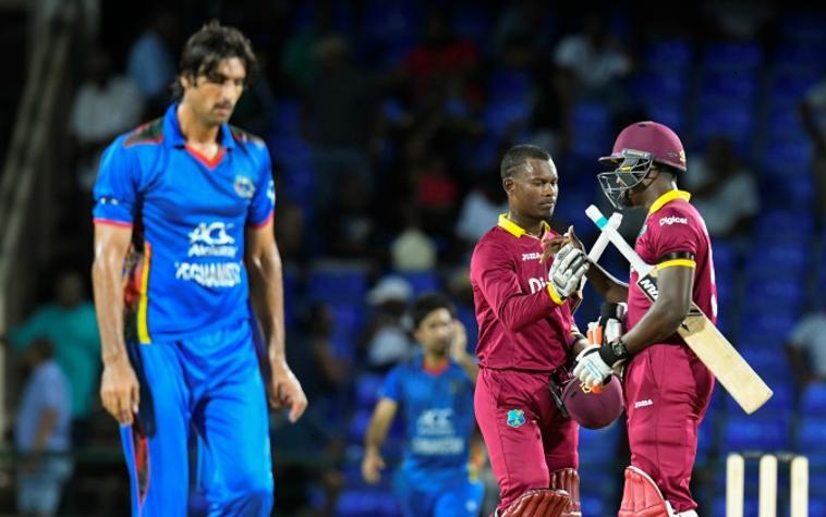 West Indies vs Afghanistan 2nd T20 Live Cricket Match