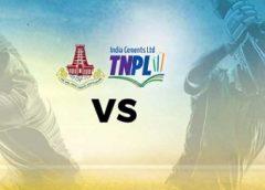 Chepauk Super Gillies vs VB Thiruvallur Veerans 3rd Match Live Streaming TV Channels- CSG vs VTV