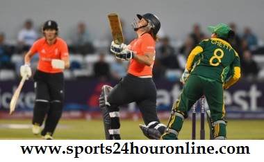 England Women vs South Africa Women Live Streaming 1st Semi Final Today- RSAW vs ENGW