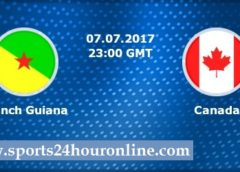 French Guiana vs Canada