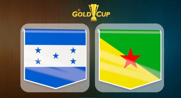 Honduras vs French Guiana