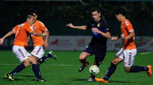 Hougang United vs Albirex Niigata S