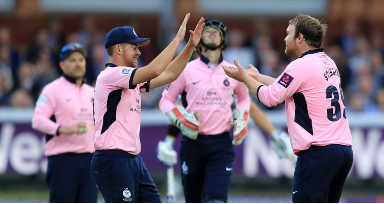 Middlesex vs Kent Live Streaming Today Match TV Channels 20 July 2017 – Kent vs MDX