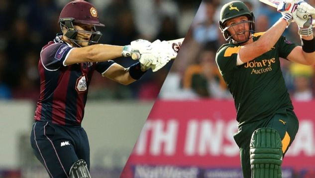 Nottinghamshire vs Northamptonshire Live Stream TV Channels Info 22 July 2017 – Notts vs NOR
