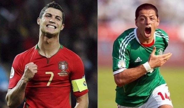 Portugal vs Mexico