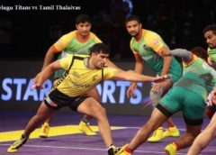 Telugu Titans vs Tamil Thalaivas Live Streaming