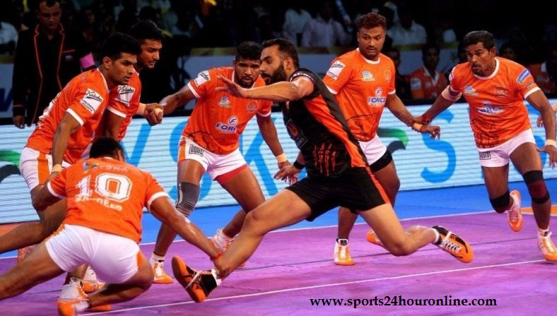 U Mumba vs Haryana Steelers Live Streaming, TV Channels, Score, PKL Season 5, 30 July 2017