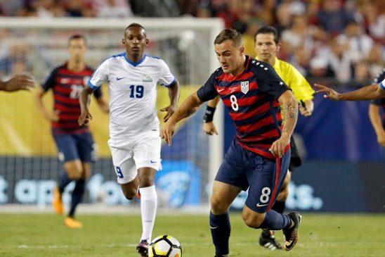 USA vs El Salvador